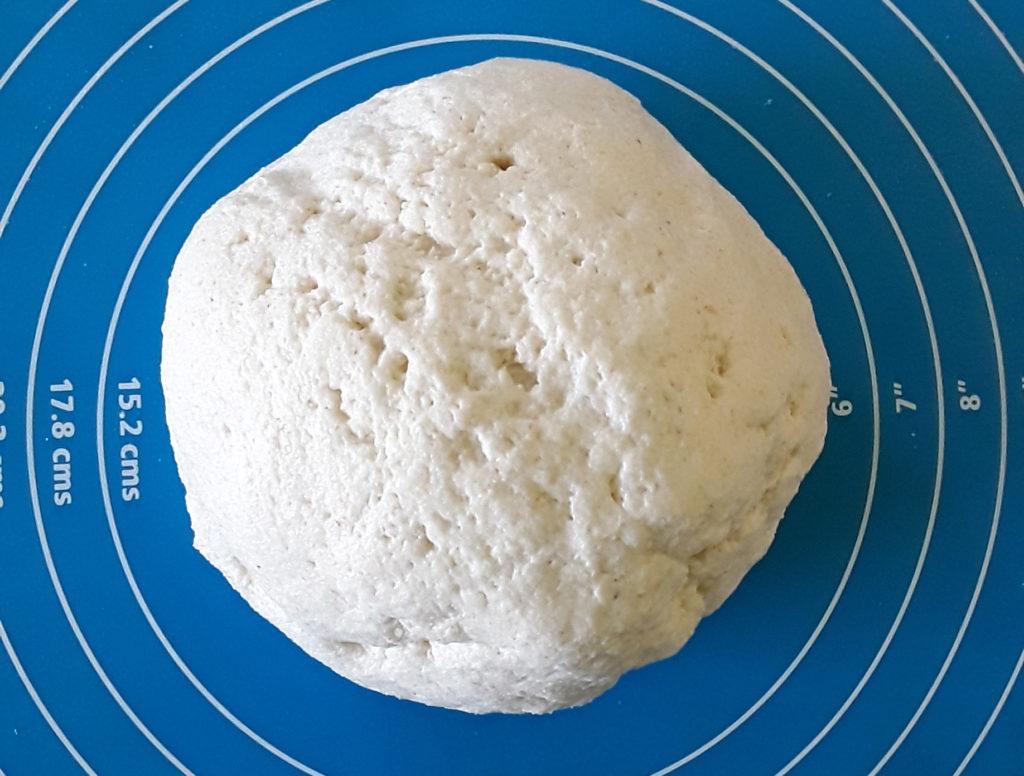 Однородное тесто