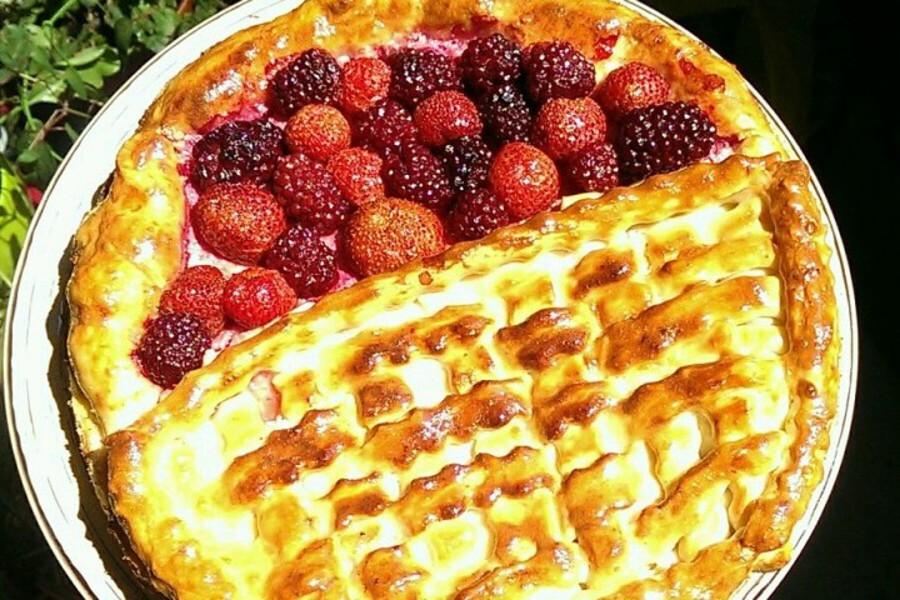 Пирог-корзинка