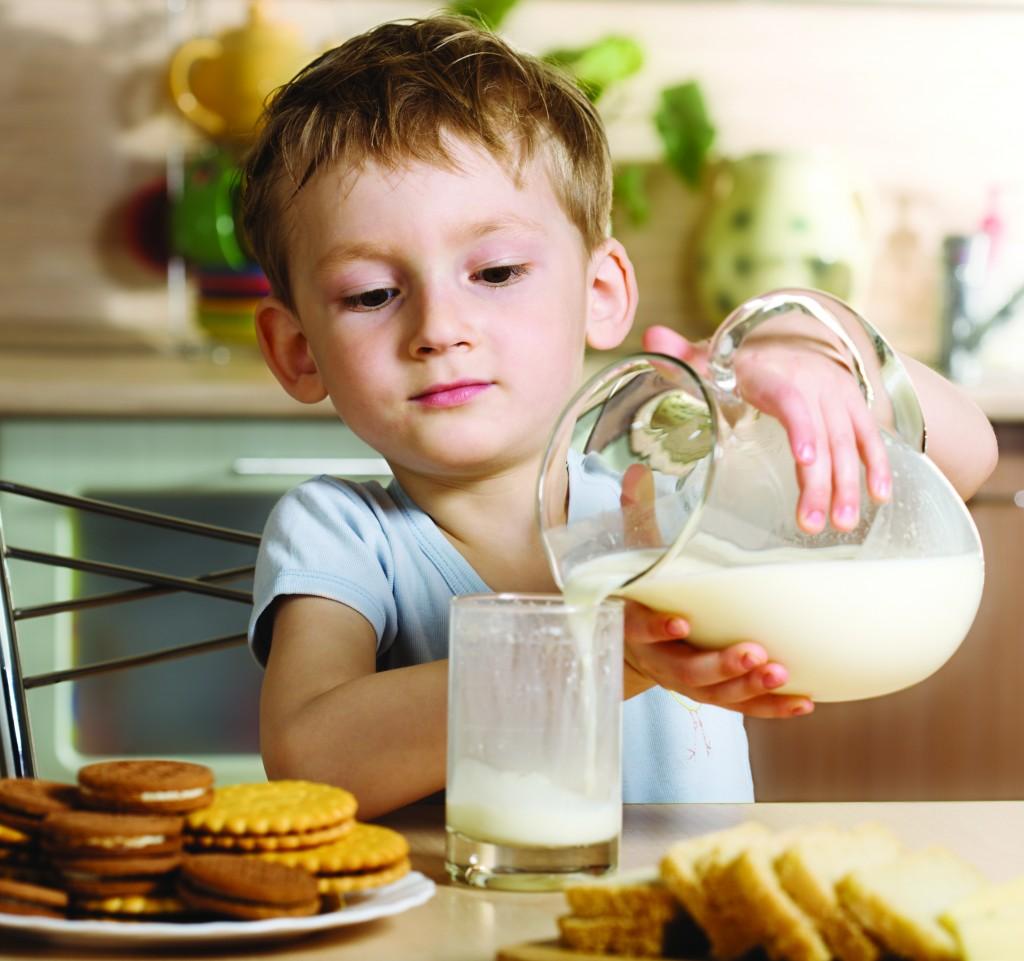 Как повысить аппетит у ребенка